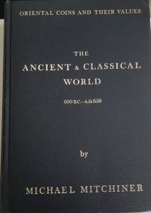 MITCHINER M.: The Ancient & ...