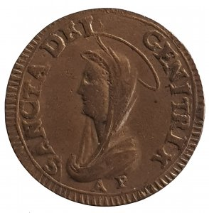5 Baiocchi 1799; CU; Gr.: ...