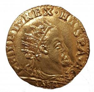 Doppia 1582; AU; Gr. 6,3; ...