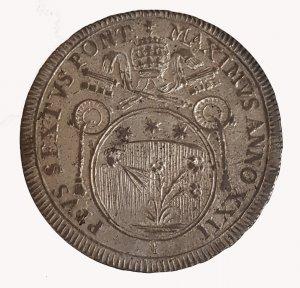 60 Baiocchi 1797 A. XXII; ...