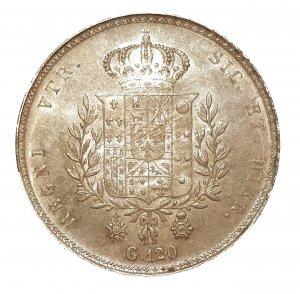 Piastra 1825; AG; ...