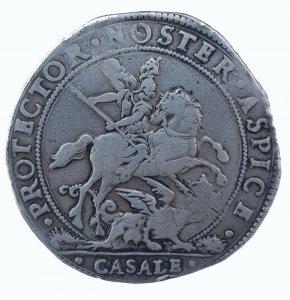 Ducatone 1622; AG; Gr. 31.4; ...