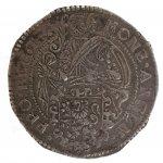 10 ducati 1648, AG; Gr: ...